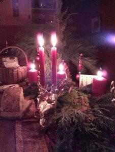 Weihnachtsstilton