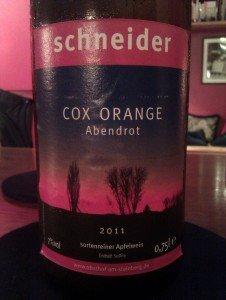 SchneiderCiderCox2011
