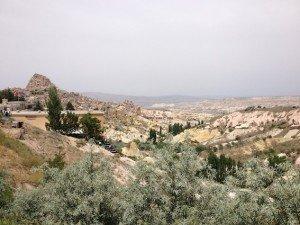 Kappadok valley