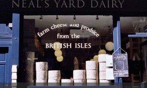 Neal's Yard shopfront
