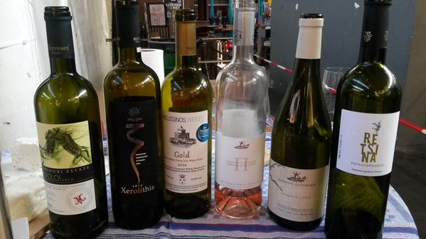 Greek wines HeinzelCheeseTalk