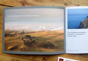 Ceredigion landscape