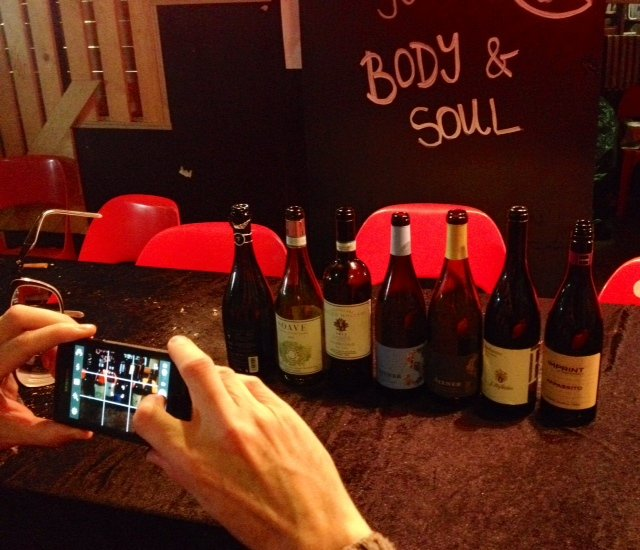 bottles Ubriachi