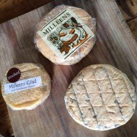 Milleens three cheeses