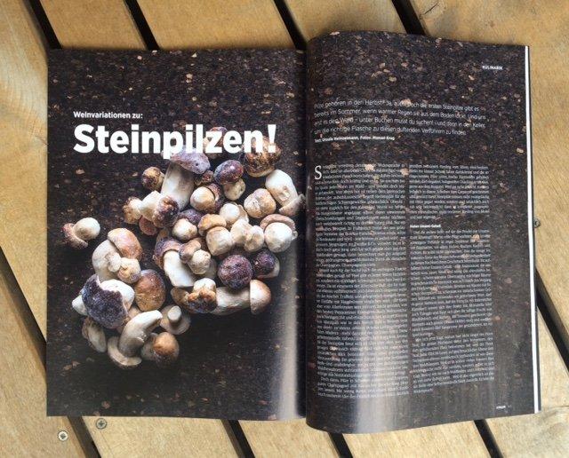 Vinum Steinpilze opener