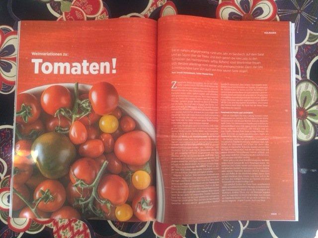 Vinum Tomaten