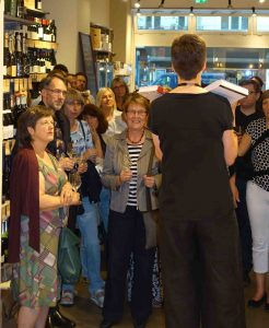 book party Was isst Deutschland close