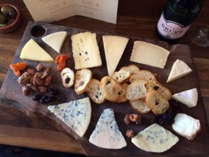Chizu cheese board