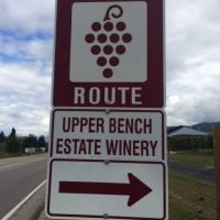 Wine Route Upper Bench