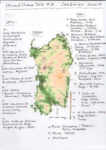 HCT38 Sardinien