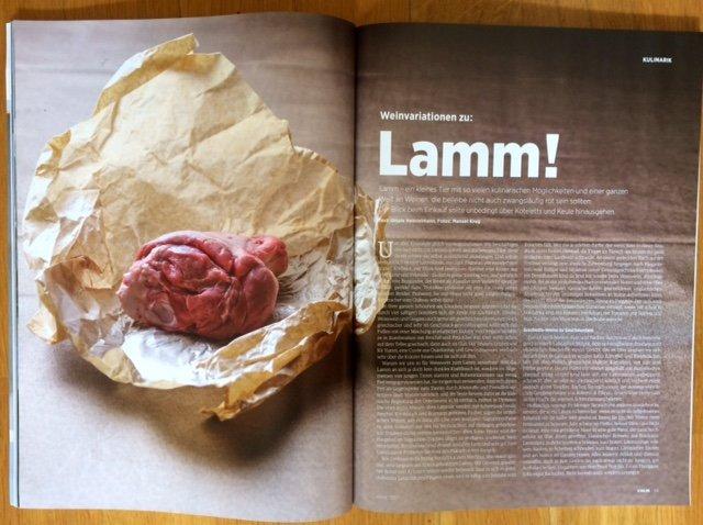 Vinum Lamm opener
